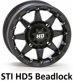 Диск STI HD5 Beadlock